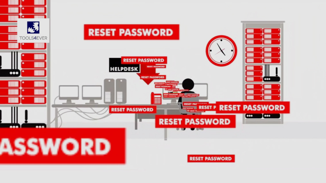 Self Service Reset Password Management (SSRPM) Tools for AD