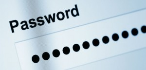 crypted password field
