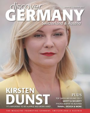 Cover Discover Germany #55