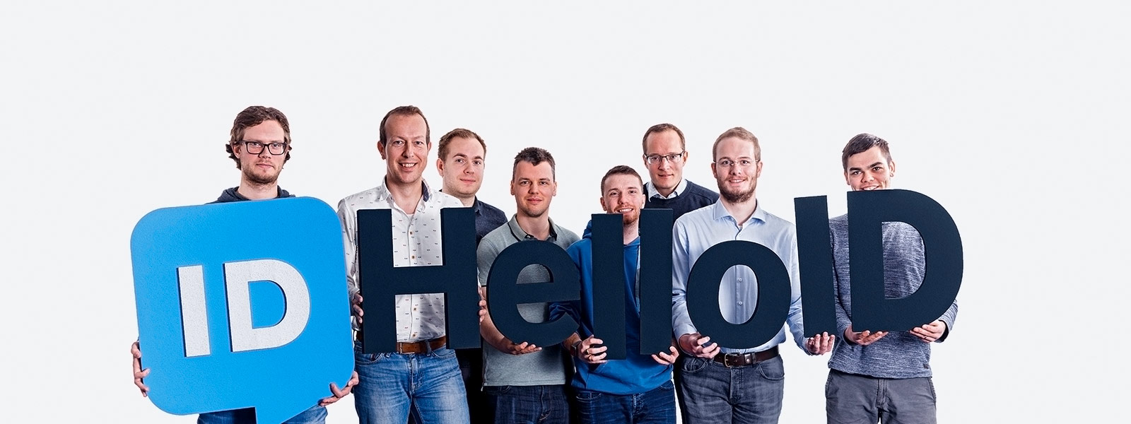 Software Developers van HelloID