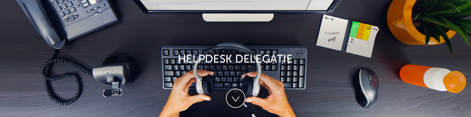 Helpdesk Delegatie (HD)